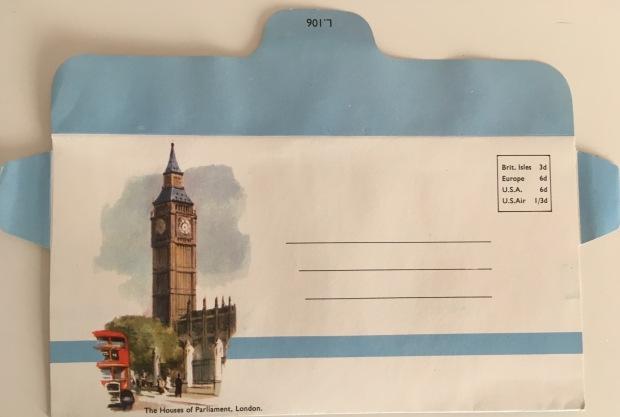 Envelope - Parliament Square