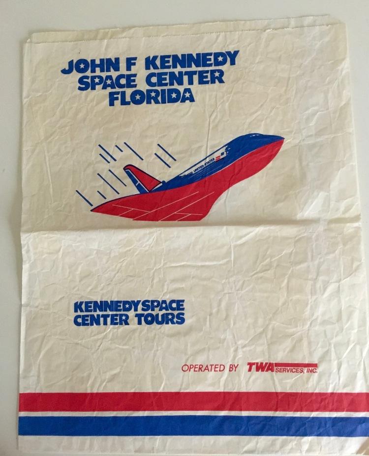 John F Kennedy Space Center - bag