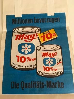 when condensed milk was popular
