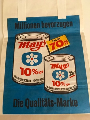 when condensed milk was popular