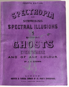 Cover of 'Spectropia'