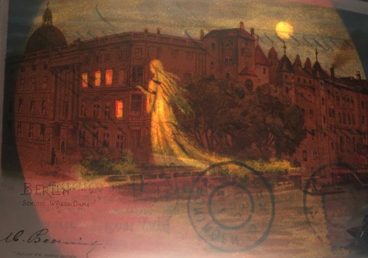 Weisse Dame - Schloss Berlin